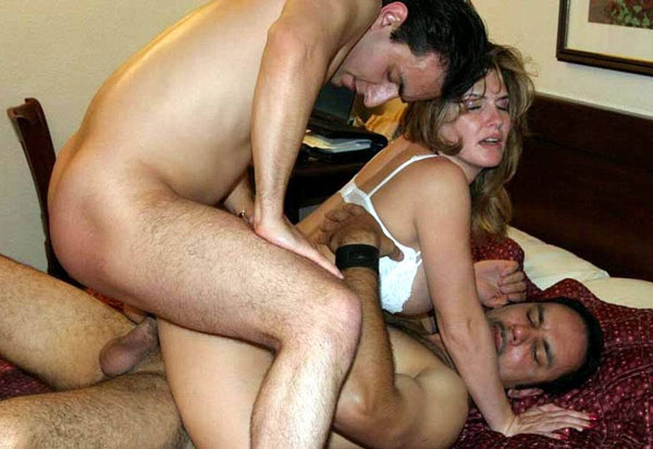 Free threesome sex porn
